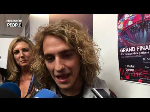 Manel Navarro tras su último puesto en Eurovisión 2017: