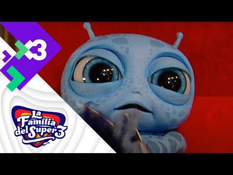El Biri Biri: un extraterrestre a casa – La família del Super3