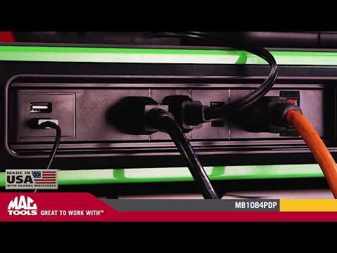 MB1084PDP Front Facing Power | Mac Tools