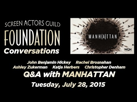 Conversations with MANHATTAN