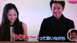 宮崎あおい&佐藤健...