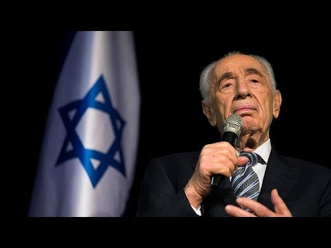 Ex-Israel President Shimon Peres 'critical but stable' after stroke