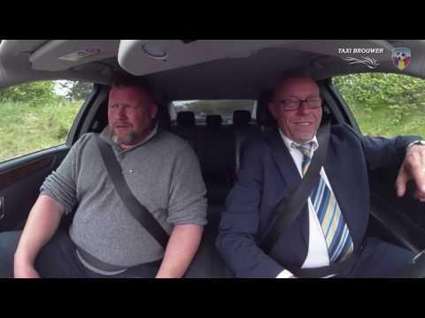 In de Taxi met Willem: Erwin Beltman