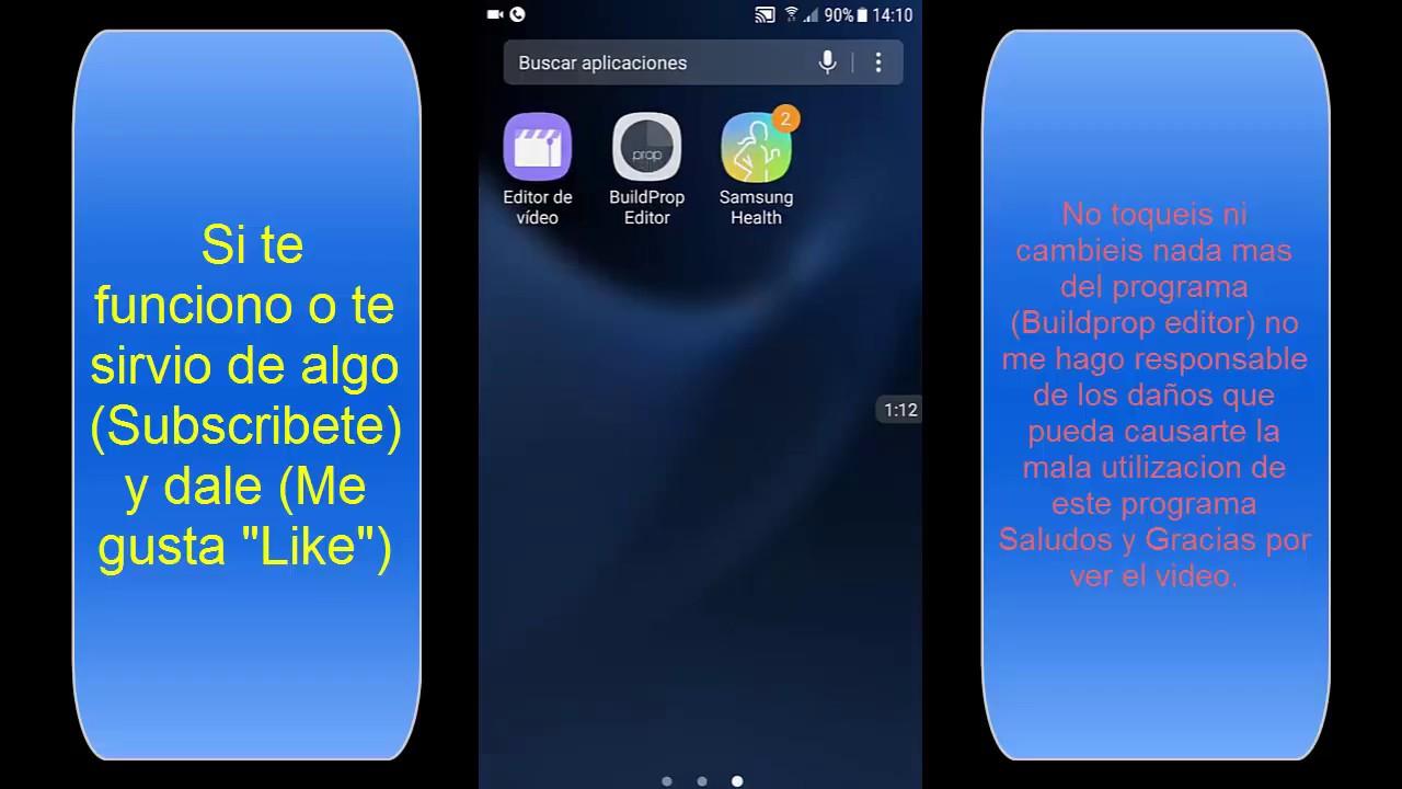 Como Arreglar Error Al Abrir S Health Samsung Galaxy S6 S7 S8 Edge Y Plus Android Nougat ROOT