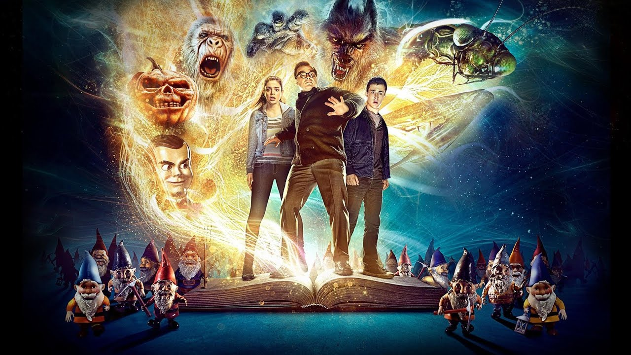 Download Latest Hollywood movie in Hindi dubbed || Goosebumps || Hollywood movie in Hindi dubbed Best action
