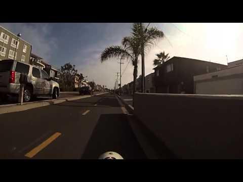 Redondo Beach to Manhattan Beach