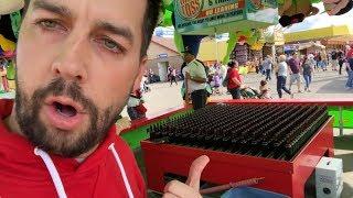 John Crist Visits the Washington State Fair