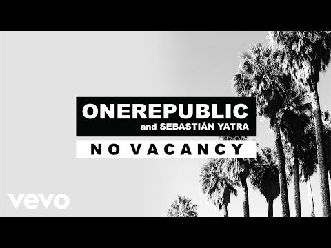 eRepublic, Sebastián Yatra  No Vacancy Audio