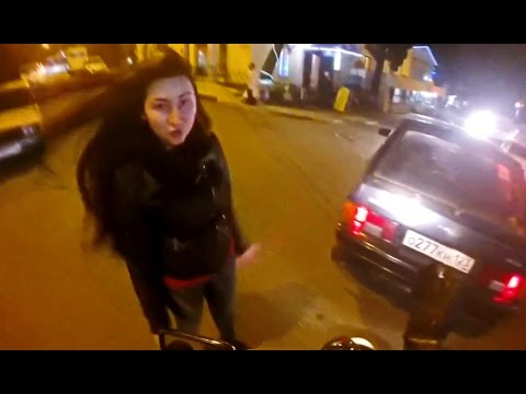 Woman Car Crashes Compilation, Women Driving Fail and accidents # 10