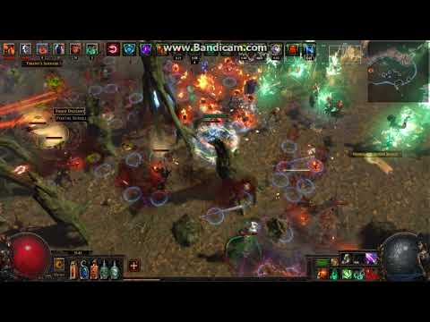 PoE 3.0 Null's Inclination Witch Necro Build