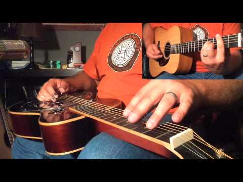 Sweet Beulah Land- Dobro (Resophonic Guitar) Solo