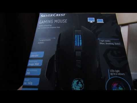 Silvercrest Gaming Mouse