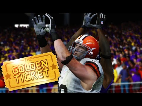 "Madden 25 Ultimate Team - Jimmy Graham ENDZONE DYNAMO! ""GOLDEN TICKET PACK OPENING"""