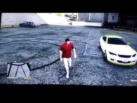 КАК ОТКРЫТЬ КАПОТ ИЛИ БАГАЖНИК В GTA 5 ?!!!