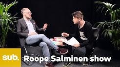 Vieraana Tuomas Enbuske: Voiko tavis ja julkkis olla ystäviä? | Roope Salminen Show | Sub