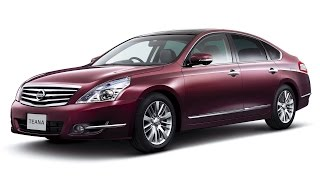 Замена лобового стекла на Nissan Teana в Казани.