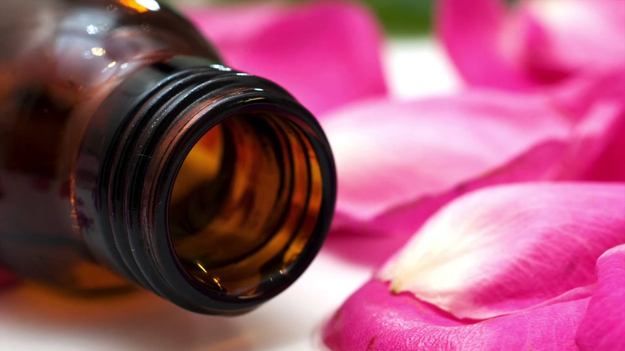 how to make rose oil youtube