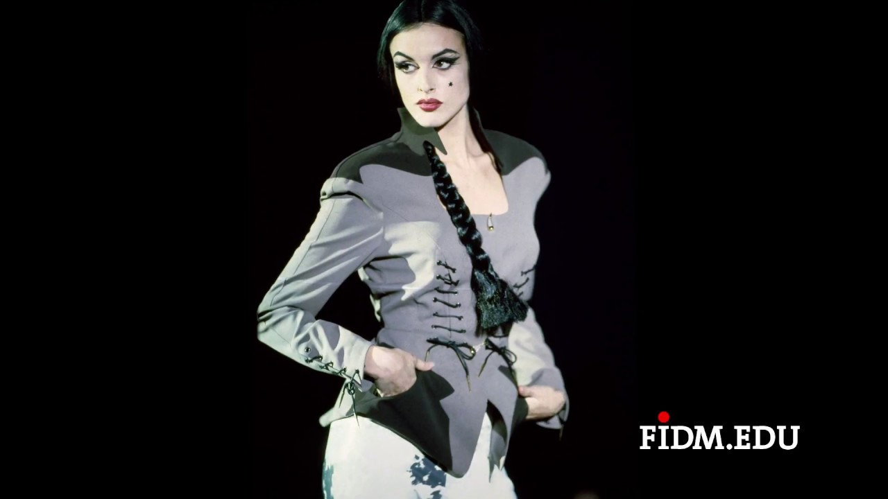 Fidm Museum Announces Runway Photography Exhibit Featuring Works By Michel Arnaud Youtube
