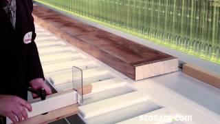 Centauro Goldline Rip Saw | Scott+sargeant Woodworking Machinery | Www.scosarg.com