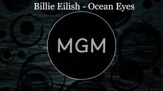 (Sub Español + Lyrics) Billie Eilish - Ocean Eyes