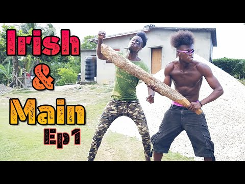 Irish & Main Ep1 [ Fry Irish Comedy ]