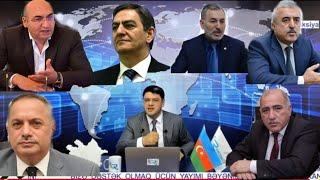 """Siyasi liderlər CANLI YAYIMda: """"Ordunun, dövlətin və xalqın yanındayıq!"""" - Yalnız QƏLƏBƏ!"""