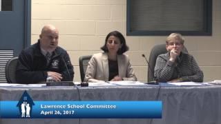 LPS Budget Hearing April 26, 2017