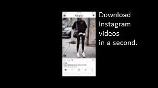 How to download videos from Instagram in a second/ Instagram Videos/ Creative Apurva Jain
