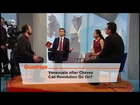 Talk: Venezuela after Chávez | Quadriga