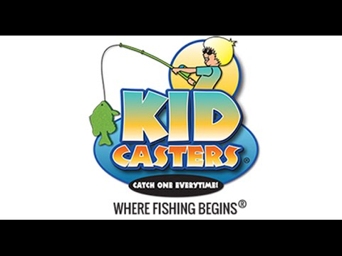 How To Use Lil' Angler's Kid Casters + Tips