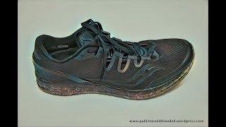 Обзор: Беговые кроссовки Saucony Freedom ISO.