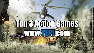 Top 3 Action Games- The best free online action games!
