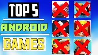 Top 5 best Time killer/Addictive Games for Android 2018