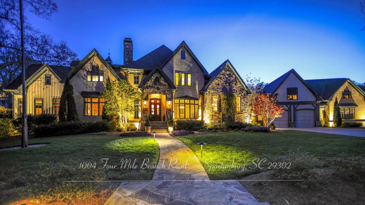 Homes For Sale Spartanburg Sc 1004 Four Mile Branch Road