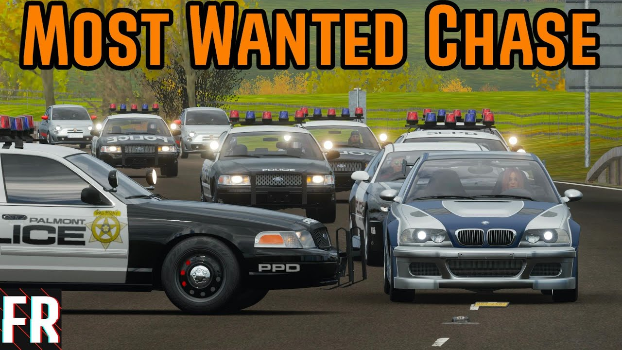 The Most Wanted Car Chase - Forza Horizon 4 thumbnail