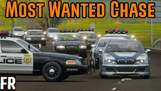 The Most Wanted Car Chase - Forza Horizon 4