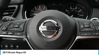 2019 Nissan Rogue Used 2019 Nissan Rogue SV 190790