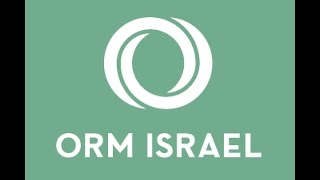 Nice to meet you - ORM Israel
