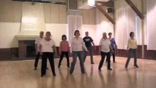 """""""Simpler Times"""" Intermediate Waltz Line Dance, by Neil Hale ~ Demo & Stepsheet"""