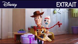 Toy Story 4 - Extrait : Poubelle ! | Disney