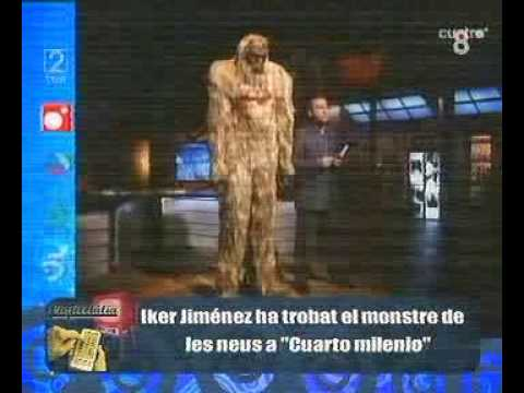 Cuarto Milenio - Bigfoot - YouTube
