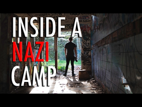 ABANDONED NAZI CAMP FOUND IN THE WOODS!