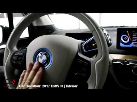 2017 BMW I3 with REX   Interior review   The MOST complete review Part 2/7