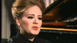 Adele with Matt Lauer part 1