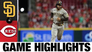 Padres vs. Reds Game Highlights (6/30/21) | MLB Highlights