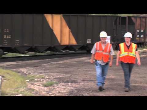 Luminant Mining Celebrates 1 Billion Tons