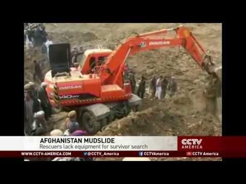 No Survivors Found in Afghanistan Landslide