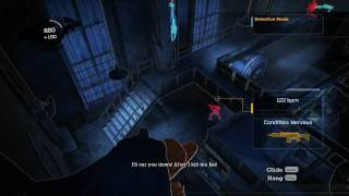 Batman Arkham Asylum PC Demo gameplay gargoyles fun/ Max settings [HD]