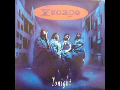 Xscape - Tonight (Live Comin Mix)