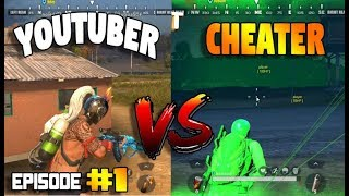 YOUTUBER VS CHEATER/PRO/HACKERS?? (Rules of Survival: Battle Royale
